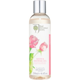 Bronnley Rose Shower And Bath Gel  250 ml