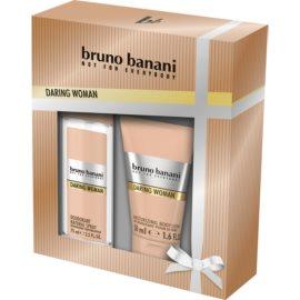 Bruno Banani Daring Woman Gift Set  I.  Deodorant met verstuiver  75 ml + Body Lotion  50 ml