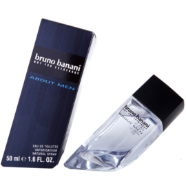Bruno Banani About Men eau de toilette férfiaknak 50 ml