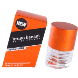 Bruno Banani Absolute Man Eau de Toilette für Herren 30 ml