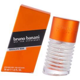 Bruno Banani Absolute Man After Shave für Herren 50 ml