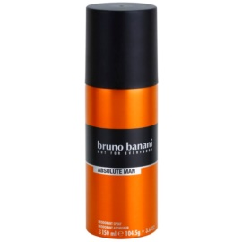 Bruno Banani Absolute Man Deo-Spray für Herren 150 ml