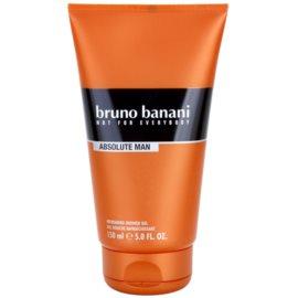 Bruno Banani Absolute Man gel de duche para homens 150 ml