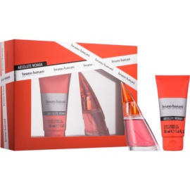 Bruno Banani Absolute Woman Gift Set II.  Eau De Toilette 20 ml + Shower Gel 50 ml