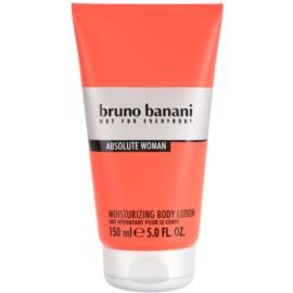 Bruno Banani Absolute Woman tělové mléko pro ženy 150 ml