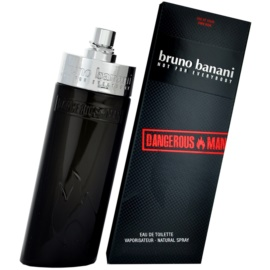 Bruno Banani Dangerous Man Eau de Toilette for Men 30 ml