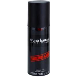Bruno Banani Dangerous Man deospray pro muže 150 ml