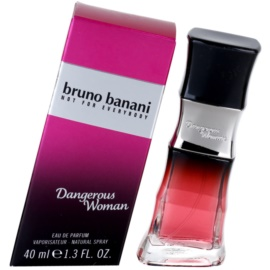Bruno Banani Dangerous Woman Eau de Parfum für Damen 40 ml