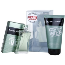 Bruno Banani Made for Men Geschenkset IV. Eau de Toilette 50 ml + Duschgel 150 ml