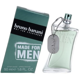 Bruno Banani Made for Men After Shave für Herren 50 ml