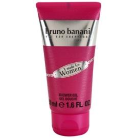 Bruno Banani Made for Women sprchový gel pro ženy 50 ml