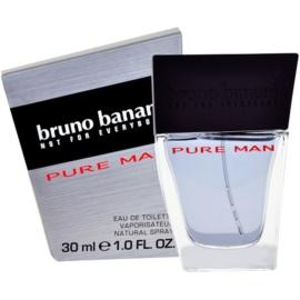 Bruno Banani Pure Man Eau de Toilette für Herren 30 ml