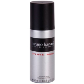Bruno Banani Pure Man Deo-Spray für Herren 150 ml
