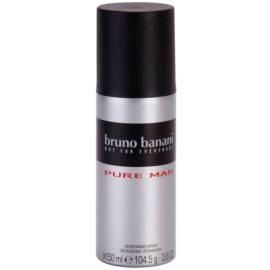 Bruno Banani Pure Man дезодорант-спрей для чоловіків 150 мл