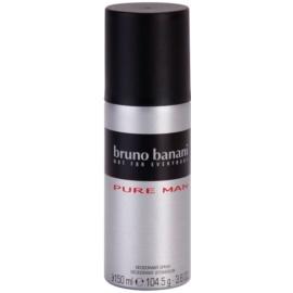 Bruno Banani Pure Man deospray pro muže 150 ml