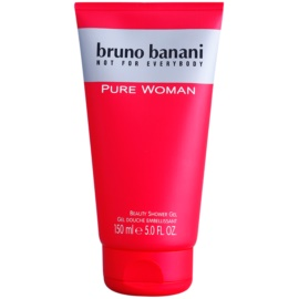 Bruno Banani Pure Woman gel de ducha para mujer 150 ml
