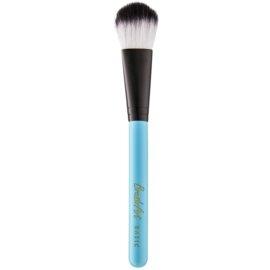 BrushArt Basic Light Blue pinceau fond de teint liquide