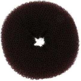 BrushArt Hair Donut Duttkissen braun (8 cm)