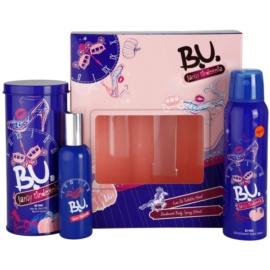 B.U. Fancy Cinderella lote de regalo I.  eau de toilette 50 ml + desodorante en spray 150 ml