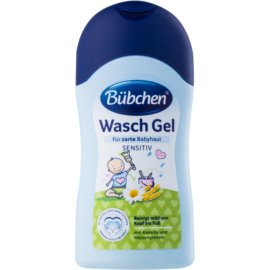 Bübchen Wash Washing Gel With Chamomile And Oat Extracts  50 ml