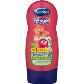 Bübchen Kids Shampoo en Douchegel 2in1 Himbeere 230 ml