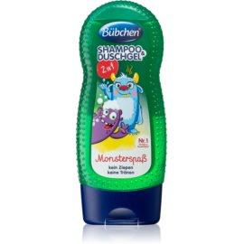 Bübchen Kids żel i szampon pod prysznic 2 w 1 230 ml