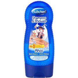 Bübchen Kids szampon i żel pod prysznic 2 w 1 Hello 230 ml