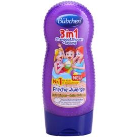 Bübchen Kids shampoing, après-shampoing et gel douche 3 en 1  230 ml