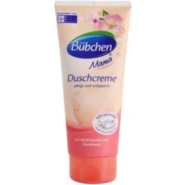 Bübchen Mama krem pod prysznic dla kobiet w ciąży i młodych mam  200 ml