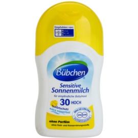 Bübchen Sensitive Bräunungsmilch für Kinder SPF 30  150 ml