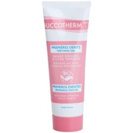 Buccotherm Teething Gel zklidňující masážní gel na dásně pro batolata s termální vodou Chamomile/Marshmallow 50 ml