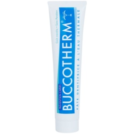 Buccotherm Tooth Decay Prevention dentífrico contra as cárie dentárias com água termal sabor Mint 75 ml