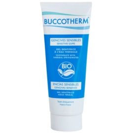 Buccotherm Sensitive Gums Gel-Zahncreme mit Thermalwasser  75 ml