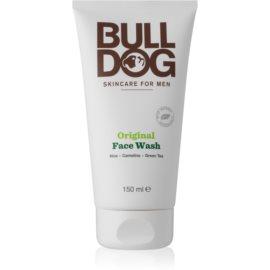 Bulldog Original gel de limpeza para rosto  150 ml