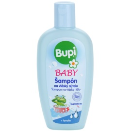 Bupi Baby sampon és tusfürdő gél 2 in 1  200 ml