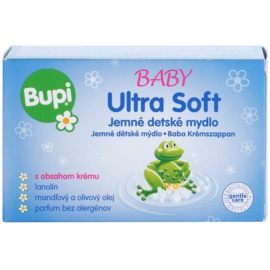 Bupi Baby Ultra Soft jemné mydlo pre deti  90 g