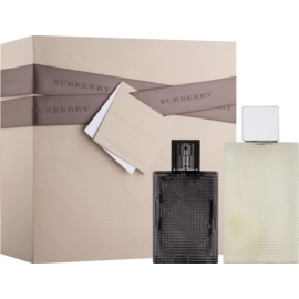 Burberry Brit Rhythm for Him darilni set III. toaletna voda 50 ml + gel za prhanje 150 ml