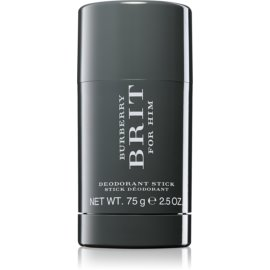 Burberry Brit for Him deodorant stick voor Mannen  75 gr