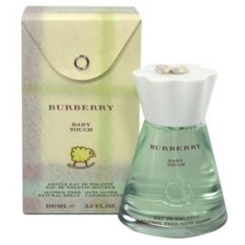 Burberry Baby Touch Gentle toaletní voda pro ženy 100 ml