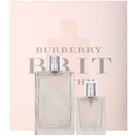Burberry Brit Rhythm Floral for Her lote de regalo I.  eau de toilette 90 ml + eau de toilette 30 ml