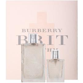 Burberry Brit Rhythm for Her Floral Geschenkset I.  Eau de Toilette 90 ml + Eau de Toilette 30 ml