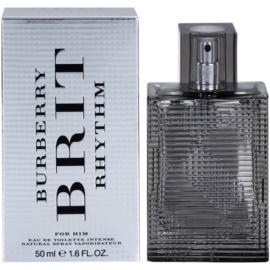 Burberry Brit Rhythm for Him Intense eau de toilette para hombre 50 ml