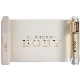 Burberry Body darčeková sada IV. parfémovaná voda 60 ml + telové mlieko 100 ml