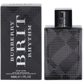 Burberry Brit Rhythm Eau de Toilette für Herren 50 ml