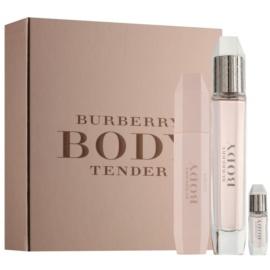 Burberry Body Tender coffret IV.  Eau de Toilette 85 ml + leite corporal 60 ml + Eau de Toilette 4,5 ml