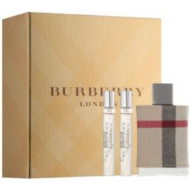 Burberry London for Women dárková sada V.  parfémovaná voda 50 ml + parfémovaná voda 2 x 7,5 ml