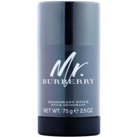 Burberry Mr. Burberry stift dezodor férfiaknak 75 g