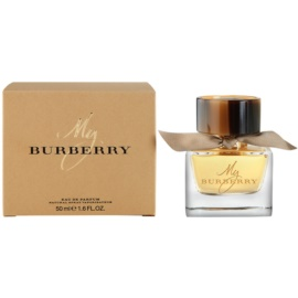 Burberry My Burberry Eau de Parfum für Damen 50 ml