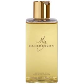Burberry My Burberry sprchový olej pro ženy 240 ml