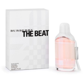 Burberry The Beat Eau de Toilette para mulheres 50 ml